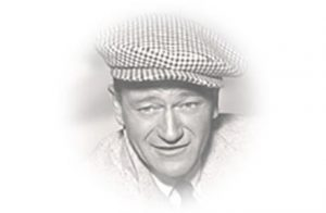 Irish Hall of Fame - John Wayne